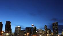 Calgary Dusk