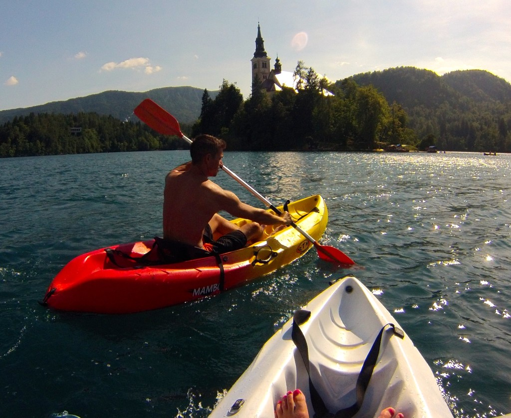 Lake Bled Kayaks