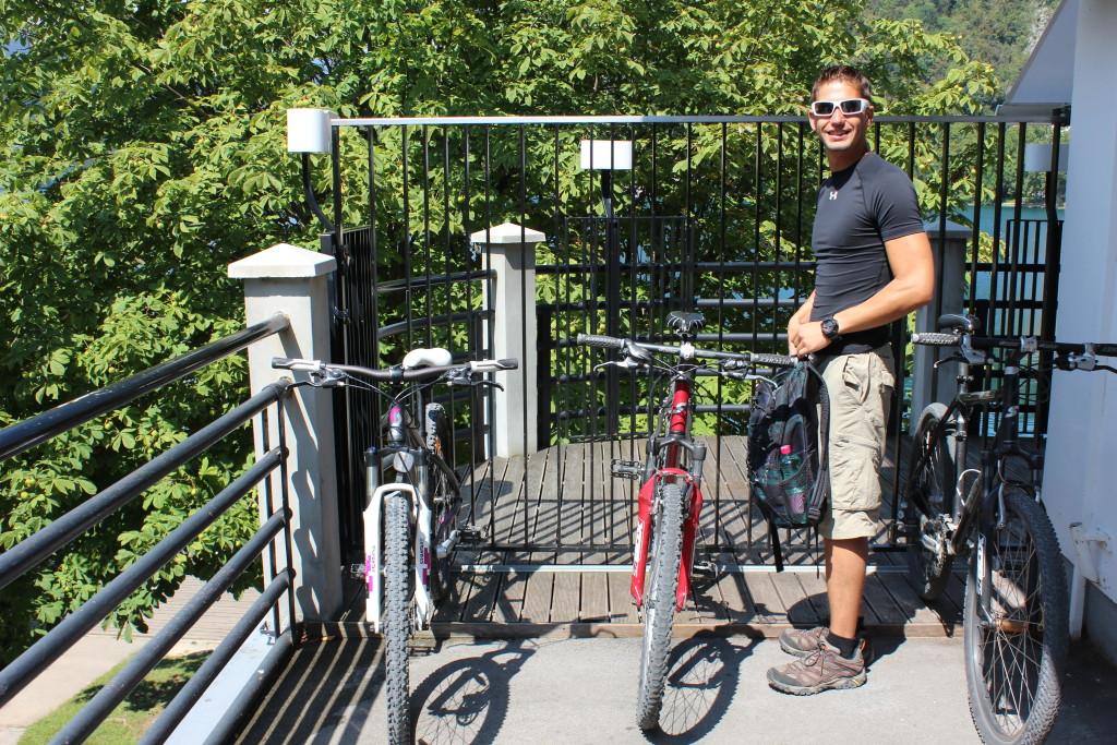 Lake Bled Rental Bikes