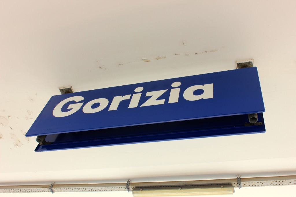 Gorizia Train Station Italy
