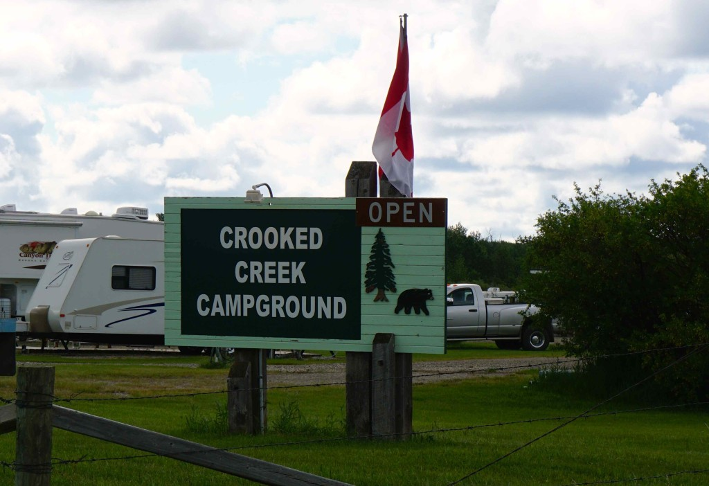Welcome To Crooked Creek Campgound