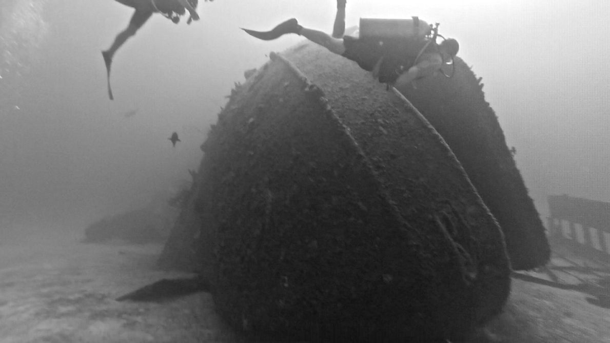 The El Aguila Wreck