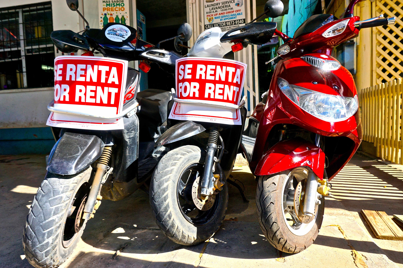 scooter rentals roatan
