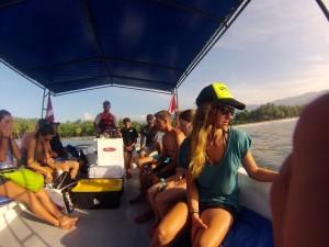 Caños Boat Trip