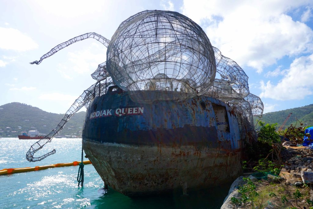 Kodiak Queen Stern